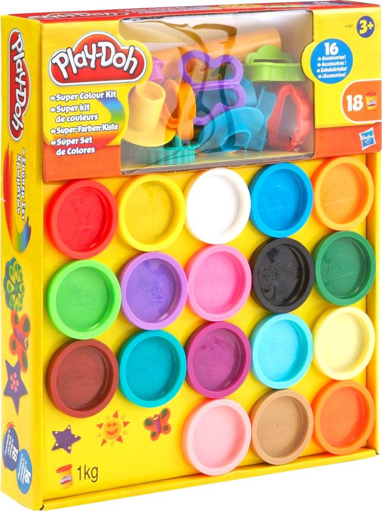 Пластилин Play-Doh