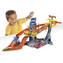 Игровой набор Hot Wheels Укротители огня Mattel