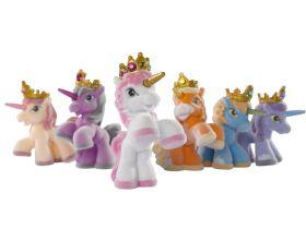 Лошадка Filly Unicorn с кристаллом Swarovski Simba